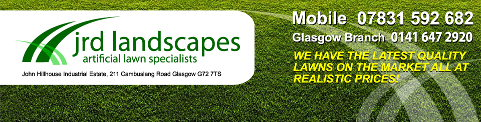 Artificial Lawns Glasgow